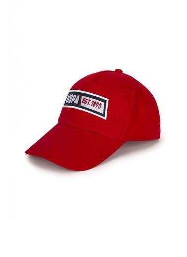 U.S. Polo Assn. Şapka Kırmızı